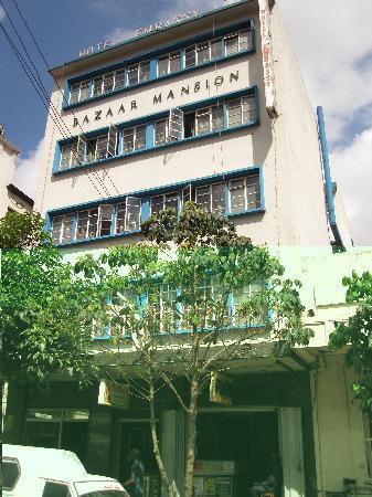 Hotel Embassy: Fachada del hotel