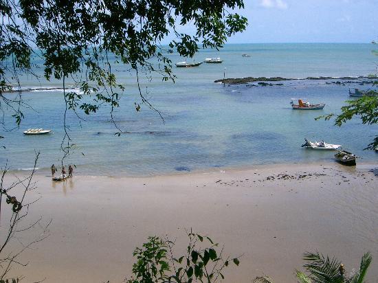 Hotel Sun Bay: praia de Pipa