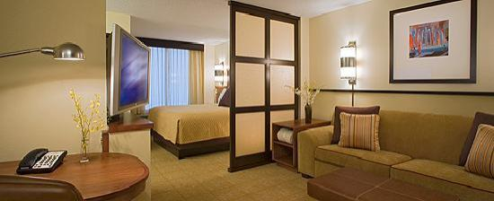 Hyatt Place Dublin/Pleasanton: King Room