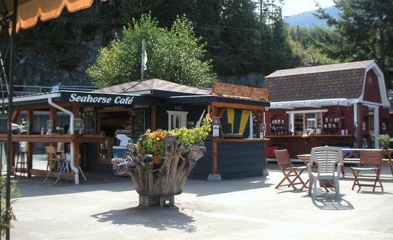 Seahorse Cafe & Gallery