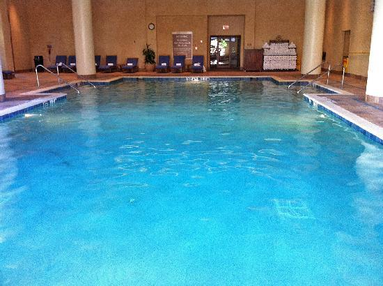 Gaylord Texan Resort & Convention Center: Excellent saltwater lap pool