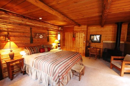 Wind River Christian Family Dude Ranch: One Of Our Wonderful Cabins At WRR