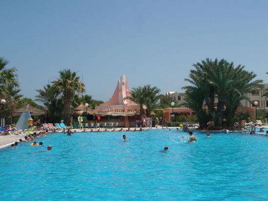 Iberostar Mehari Djerba : la piscine