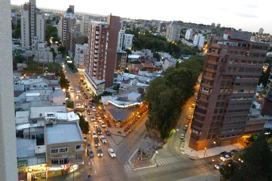 Hotel del Comahue: Blick aus dem Zimmerfenster 1401