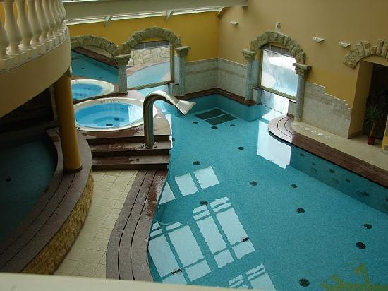Szczyrk, Polen: swimming pool