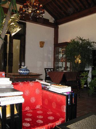 Shijia House: Lobby