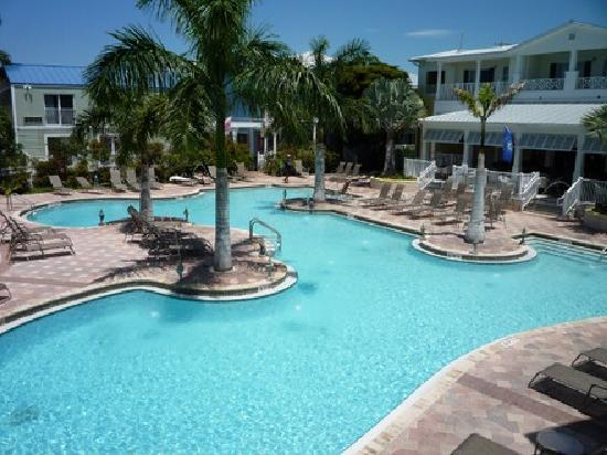 swimming pool picture of fairfield inn suites key west. Black Bedroom Furniture Sets. Home Design Ideas