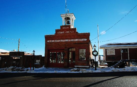 Virginia City, NV: Firehouse
