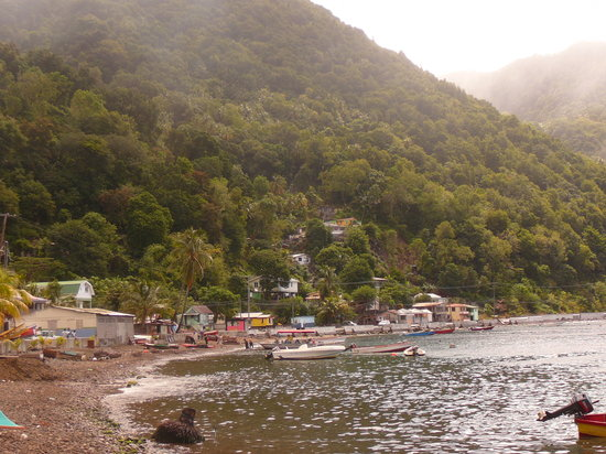 Dominica: Soufriere Bay