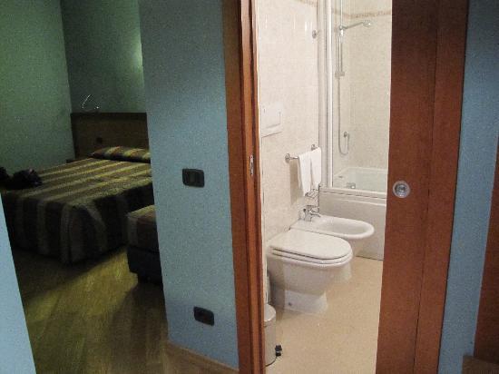 Zurigo Hotel : ingresso