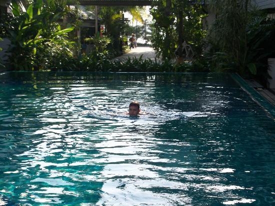 Aonang Buri Resort: la piscina