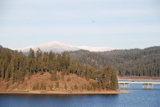 Coeur d'Alene, ID : The Lake nahe Beauty Bay