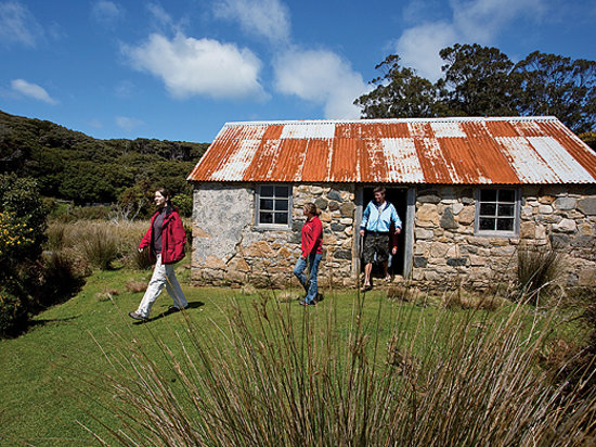 Guided Walks - Stewart Island Experience