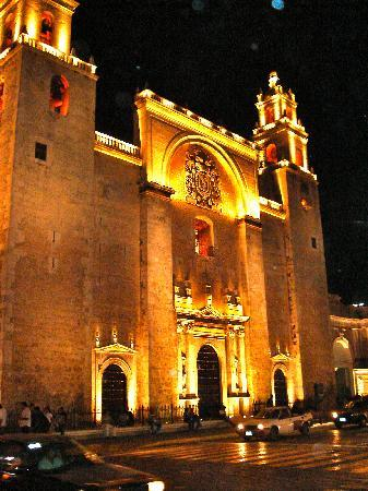 Mérida, México: Oldest church in No America