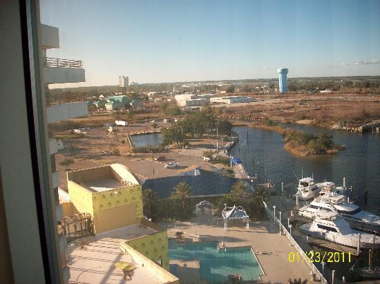 Palace Casino Resort: Construction in the pool area