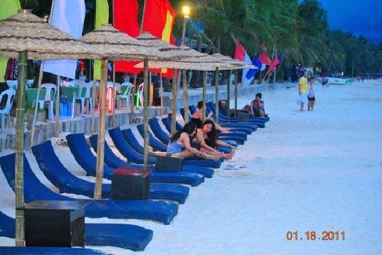 Bamboo Beach Resort S Beachfront