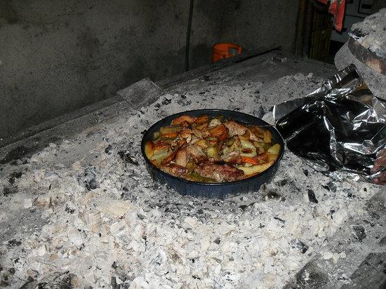 Konoba Malta : Lunch - peka style