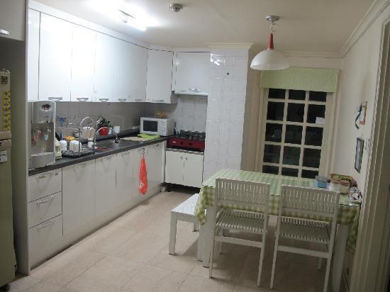 Namu Guesthouse: dining area
