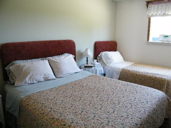 Buckhorn Bed and Breakfast: Queen and Twin Beds