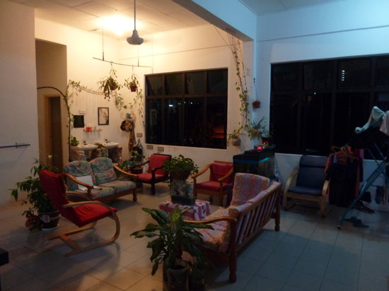 Old Town Guesthouse: Cosy lounge