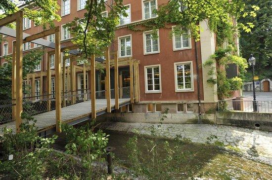 Jugendherberge Basel: Aussenansicht