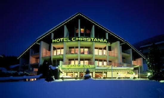Fiesch in Valais, Sveits: Hotel Christania