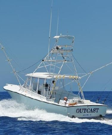Outcast charter fishing miami beach fl top tips before for Miami fishing charters