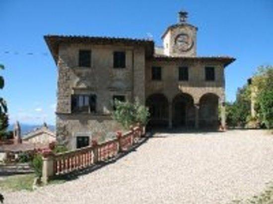 Reggello, Italia: la villa