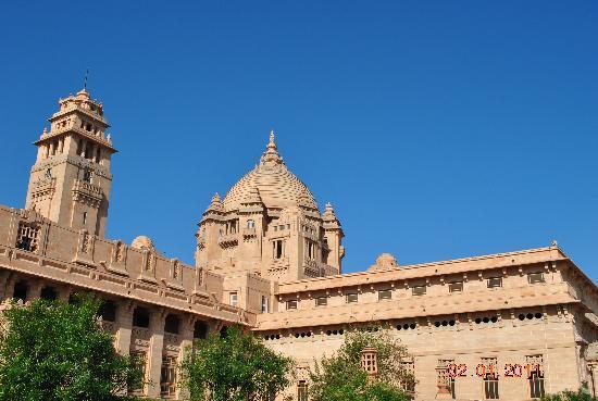 Park Plaza Jodhpur : Ummaid Bhawan Palace, Jodhpur