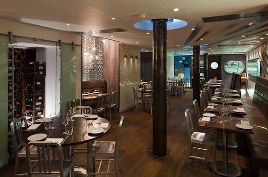 Jamie Oliver's Fifteen: The Restaurant at Fifteen London