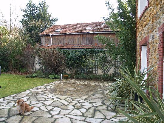 La Clepsydre : Garden in Winter time