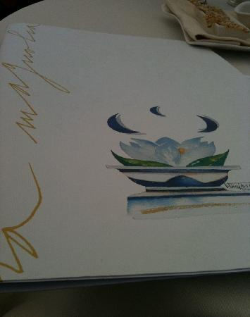 Byron Hotel : la bella carta della magnolia