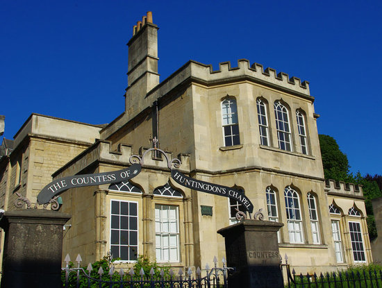 ‪Museum of Bath Architecture‬