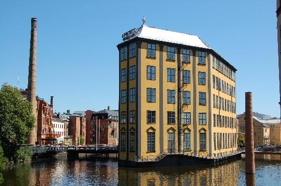 Norrkoping, Sweden: Arbetets Museum