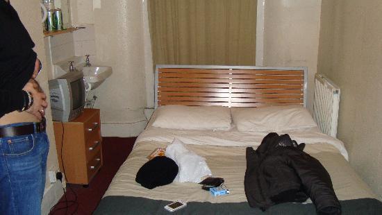 """The Belgravia Hotel: La """"camera"""""""