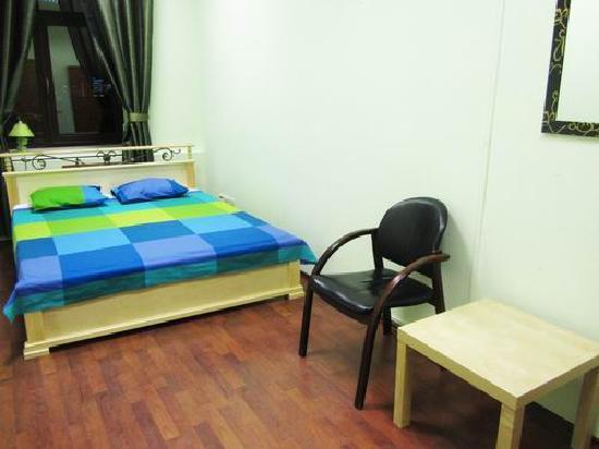Hostel Orange at Basmannaya : Double Room