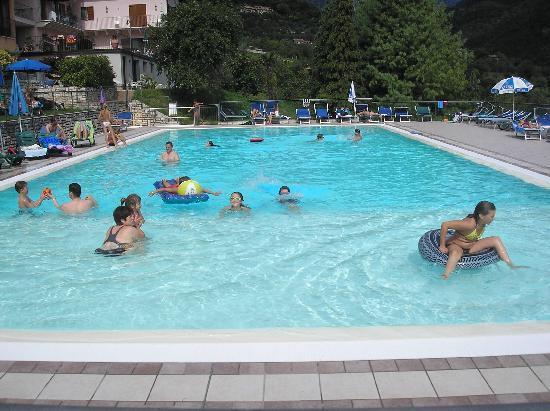 Residence Terry: der Pool