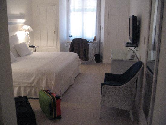 La Mision Hotel Boutique: Room at the first floor.