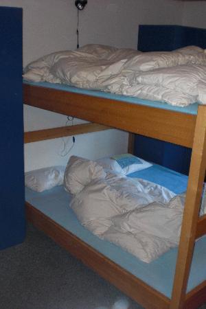 Mountain Hostel Grindelwald: Das Bett