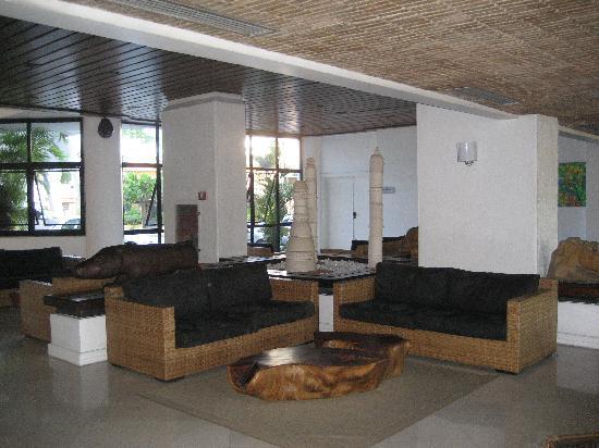 Maceio Atlantic Suites: Lobby