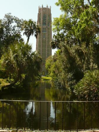 Lake Wales, Φλόριντα: Bok Tower Carillon