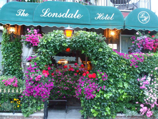 The Lonsdale Hotel: The Lonsdale