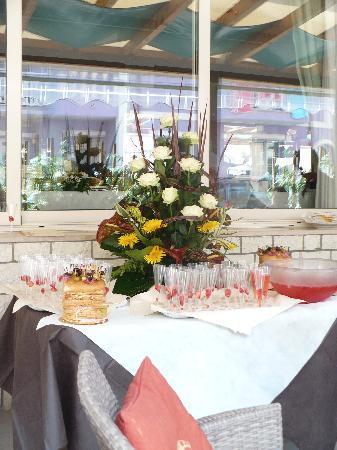 Hotel Cadiz: l'aperitivo....