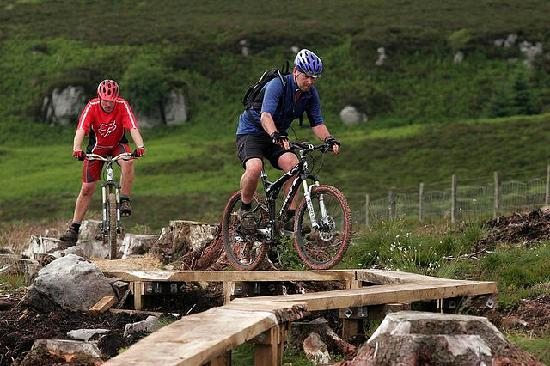 Purple Mountain Bike Hire Centre: Kielder Forest