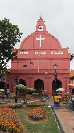 Melaka, Malaysia: Christ Church