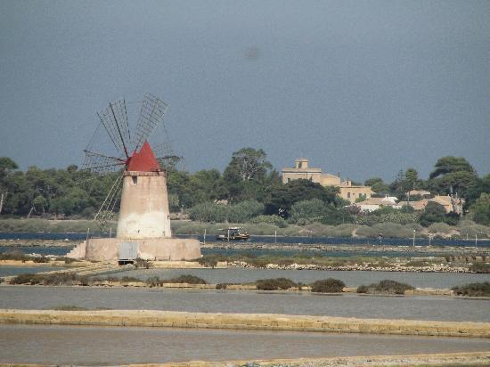 Hotel Isola di Mozia: Salinas di Marsala