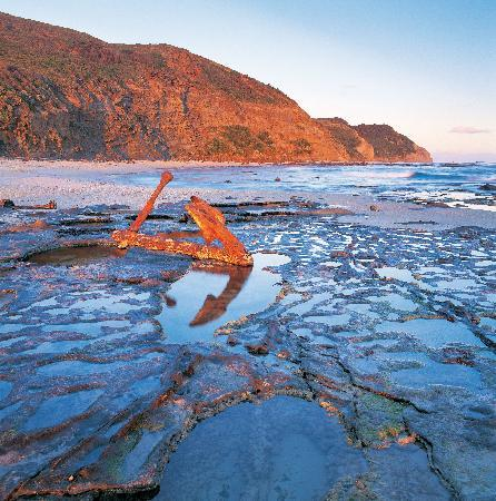 Wreck Beach, Great Ocean Road. This photo of Melbourne is courtesy of Tripadvisor.