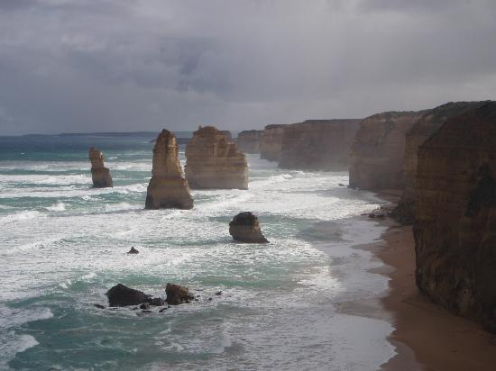 Melbourne, Australia: 12 Apostles, Great Ocean Road