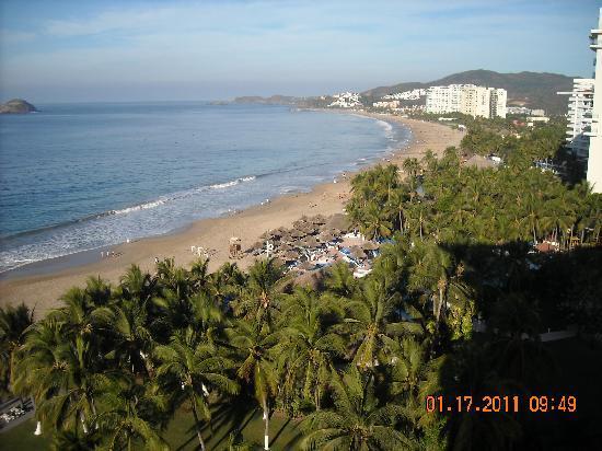Emporio Ixtapa: view
