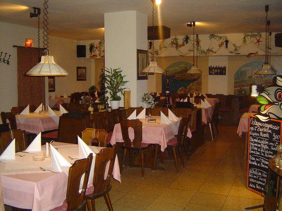 La Toscana Ristorante-Pizzeria: Restaurant
